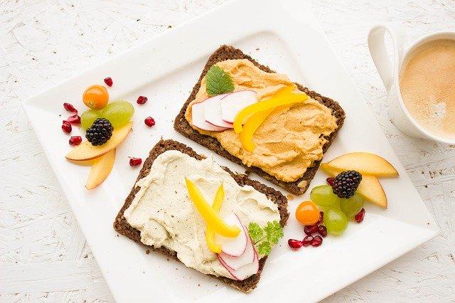 Pożywne śniadanie na ciśnienie