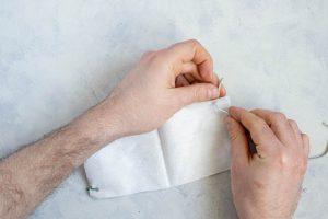JAk zrobić domową maseczkę ochronną