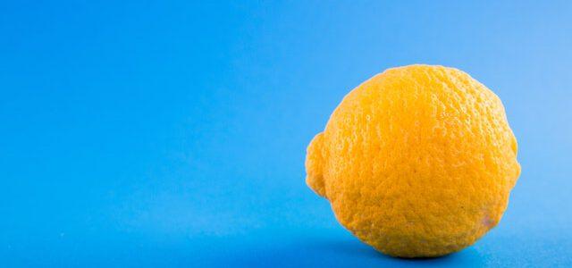 Kwaśna cytryna